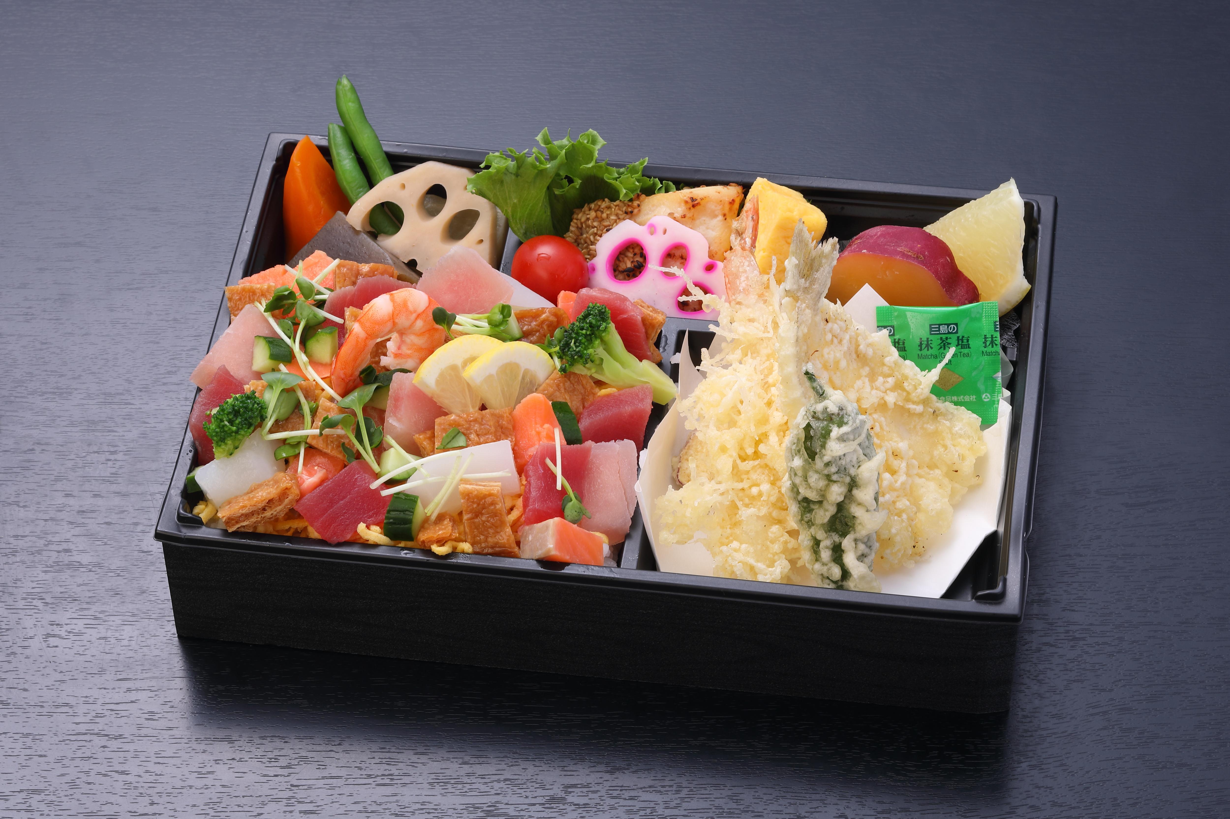 彩りばらちらし寿司折詰【A113】