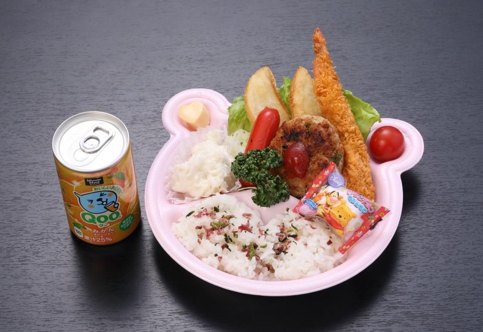キッズ弁当【A104】