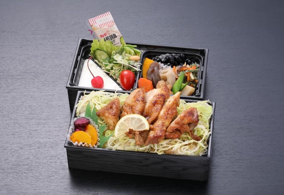 若鶏のもも照り焼き折詰【A102】