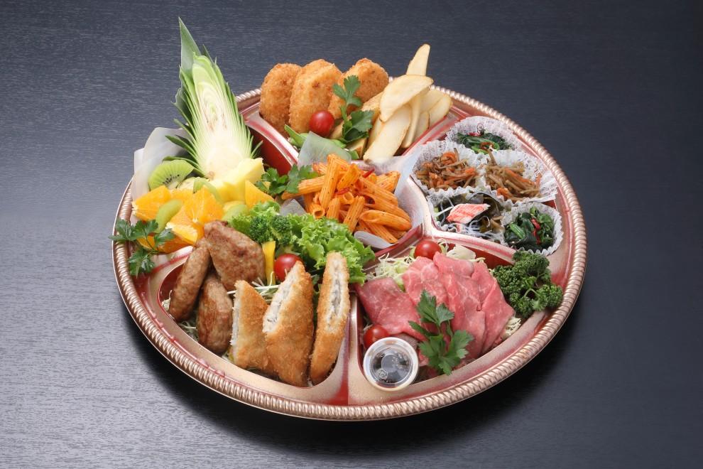 にぎわいオードブル【限定150皿】