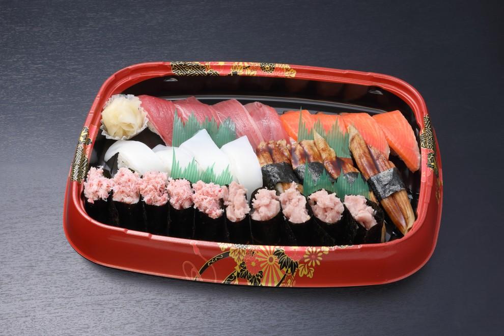 あでやか寿司【限定120皿】