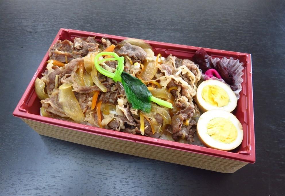 和牛すき焼き弁当【A67】<br />