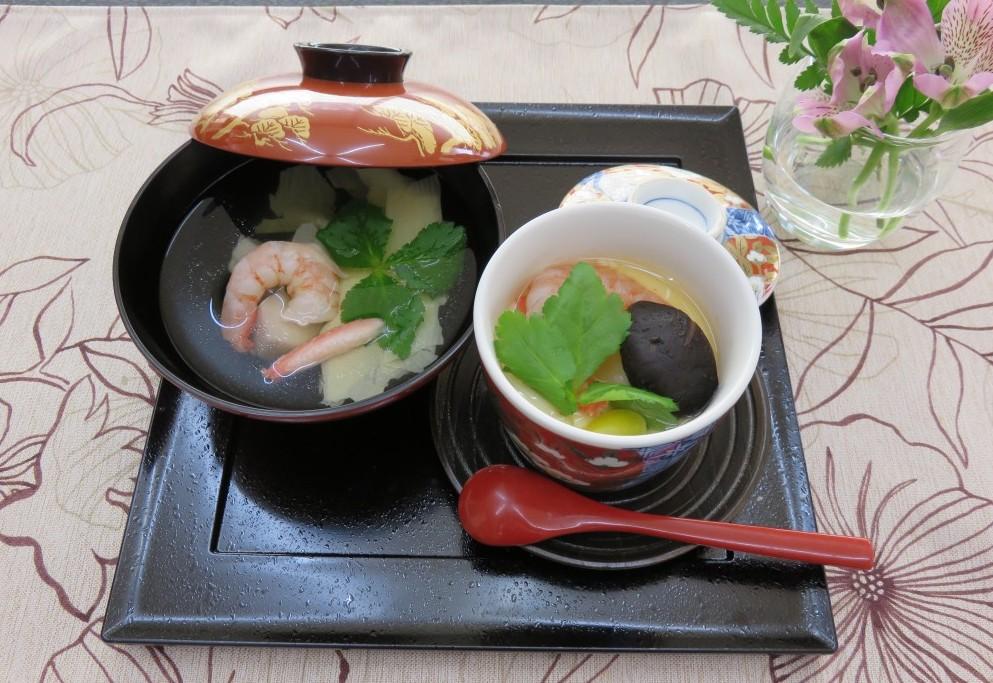 お吸い物&茶碗蒸し【A17】※6名セット