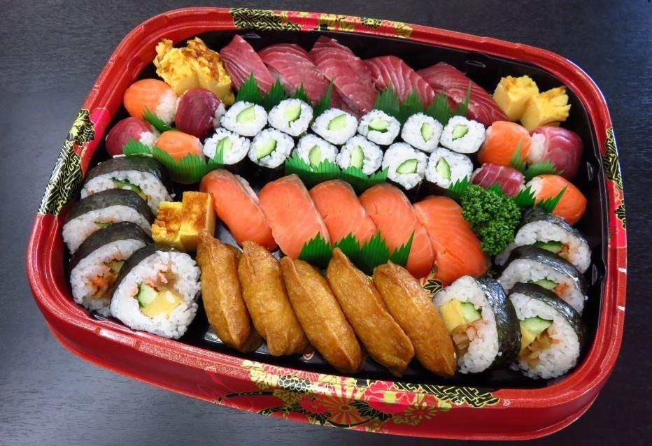 お子様寿司盛り合わせ(かっぱ巻入り)【A20】5人盛り
